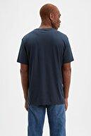Levi's Erkek Logo Lacivert Tshirt 17783-0313