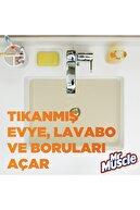 Mr. Muscle Mr Muscle Granül Lavabo Açıcı, 4x50g