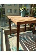 Woodenka Ahşap Katlanır Çanta Kamp Ve Piknik Masası