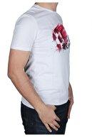 Cazador Erkek Bisiklet Yaka T Shirt 4180