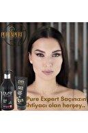 Pure Expert Keratin Komplex & Boyalı Ve Yıpranmış Saçlar İçin Onarıcı Şampuan 500 ML