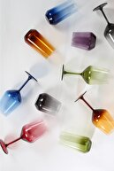 Rakle New Iconic 4'lü Su Bardağı Seti Yeşil 425 Cc