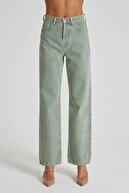 CROSS JEANS Diana Yüksek Bel Dad Straight Fit Renkli Jean Pantolon C 4517-019