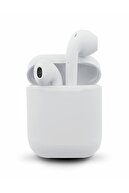 TrkTech Airpods i12 Beyaz Bluetooth Kulaklık Muhteşem Ses Performansı