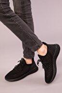 Soho-Men Siyah-siyah Erkek Sneaker 3154