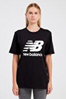 New Balance Spor T-Shirt - NB VOM TEE - V-WTT916-BK