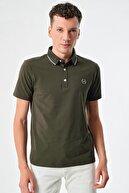 Armani Exchange Erkek Haki T-Shirt