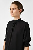 Koton Kadın Siyah Bluz 0KAK68815PW