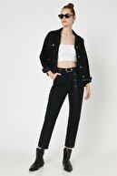 Koton Kadın Siyah Jeans 1KAK47097MD