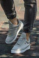 L.A Polo 077 Buz Beyaz Summer Erkek Spor Ayakkabı