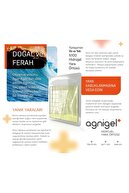 Agnigel - Hidrojel Yara Örtüsü   Yanık Yaraları   10x10cm / 5 Adet