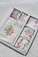 BRAVA BABY Taçlı 11 Li Kız Bebek Hastane Çıkışı Pempe