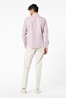 Dockers Erkek Stretch Oxford Gömlek 3618400560