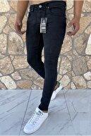 Dr Dnm Remix Erkek Jeans Skinny Fit Likralı Antrasit Tırnaklı