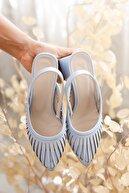 Moda Değirmeni Kadın Topuklu Ayakkabı Md1042-119-0005