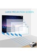 BLUE İNTER Cherlux C9 Wifi Android Sistemli 3500 Lümen HD Projeksiyon