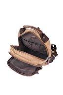 ÇÇS 71289 Kanvas Çapraz-sırt Askılı Çanta Siyah Renk