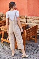 armonika Kadın Bej Bahçıvan Tulum ARM-20Y001024