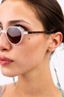 Bilge Karga Paula Clear Brown Güneş Gözlüğü