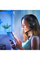 Onikuma Profesyonel Oyuncu Kulaklığı Telefon Uyumlu Gaming Kulaklık Siyah Renkli Led Pc/ps4 Xbox Uyumlu