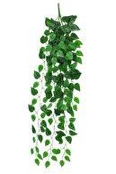 Yapay Çiçek Deposu Islak Dokulu Sarkan Sarmaşık 9 Dal Oval Model 100 cm