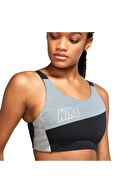 Nike CT3758-010 Swoosh Sporcu Sütyeni