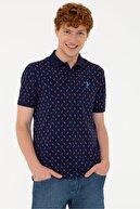 US Polo Assn Lacıvert Erkek T-Shirt