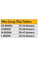 Nike Unisex Çorap - U Nk Everyday Cush Ns 3Pr - SX7673-100