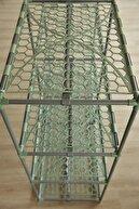 Prado 2 Bölmeli Portatif Balkon Bahçe Serası