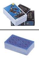 Ekorp Klasik Tarot Takımı - 78 Kart Ve Rehber Kitap 2021 Orijinal Evrensel Baskı Oval Kenarlar