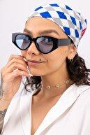 Bilge Karga Nicole Blue Güneş Gözlüğü