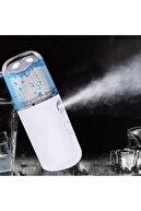TEKNOPARS Cilt Bakım Şarjlı Mini Cilt Nemlendirici Serin Buhar Makinası