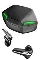 SMARTEST Led Işıklı Oyuncu Kulaklığı Mikrofonlu Kablosuz Bluetooth V5.0 -