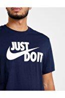 Nike Sportswear Icon Futura Ss19 Lacivert Erkek Tişört