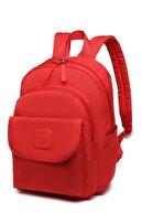 Smart Bags Smbyb6011-0019 Kırmızı Kadın Sırt Çantası