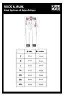 Ruck & Maul Erkek Örme Pantolon
