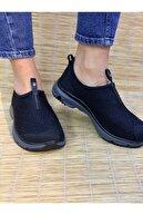 Lumberjack Kadın Siyah-gri Renk Hafif Rahat Kemik Çıkıntısı Için Harika Patik Sneaker Ayakkabı Panto