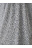 Koton Erkek Gri V Yaka T-Shirt