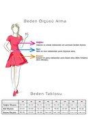 AVVER Kadın Siyah Astarlı Kruvaze Şifon Elbise