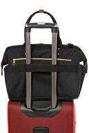 Lal Baby Baggage Bag Pullu Omuz Askılı Anne Bebek Bakım Çantası