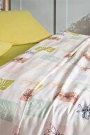 Yataş Marco Pike Takımı %100 Pamuklu Çift Kişilik Pike Takımı - Oksit Sarı