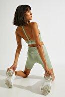 Koton Kadın Yeşil Sütyen 1YAK32794NK