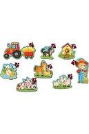 Diytoy Bebek Puzzle Ilk Çiftlik Hayvanlarım