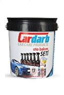 Cardarb 13 Parça Full Oto Bakım Seti 500 ml Yıkama Kovası 18 lt
