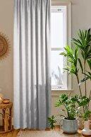 home color home Taş Rengi Petek Kadife Dokulu Fon Perde 140x260 Düz Dikişli Ekstrafor Büzgü