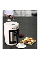 TEFAL Beyaz Köpüklüm Pro Çelik Türk Kahve Makinesi 9100041398