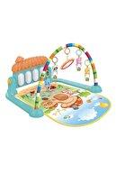 Babycim Piyanolu Mantar Oyun Halısı