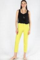 Herry Kadın Sarı Pantolon