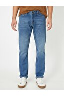 Koton Erkek Indıgo Jeans 0YAM43551MD