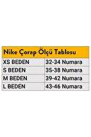 Nike Unisex Çorap - U Nk Everyday Cush Ns 3Pr - SX7673-010